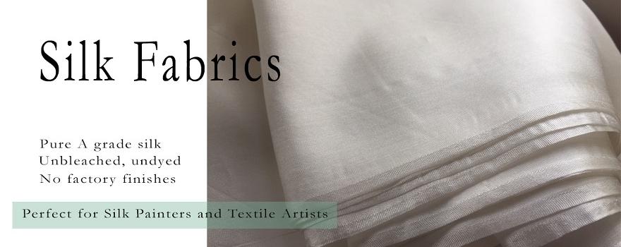 Silk fabrics 880×375