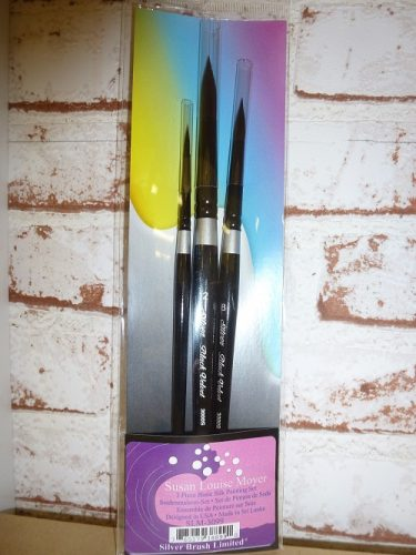 Susan Moyer Essentials Brush Set