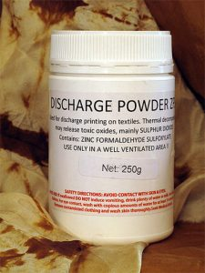 Discharge Powder
