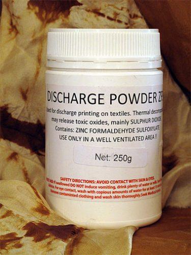 Discharge Powder