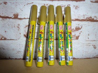 Zig Metallic Fabricolour Pens