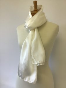 Satin Silk Scarf