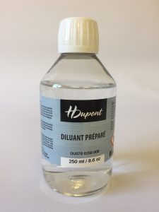 H Dupont Ready-to-use Thinners