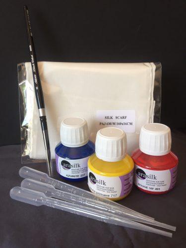 Christmas Special Arasilk Painting Kit