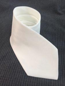 Silk tie - pongee