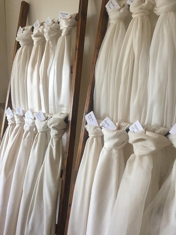 Silk selection