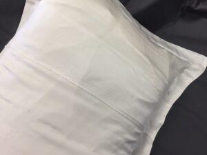 Pillowcase envelope closure