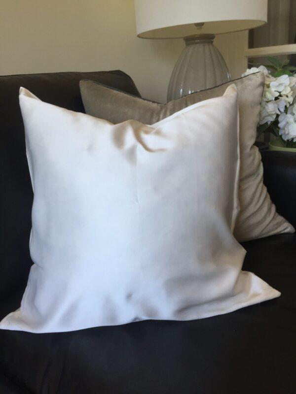 Silk Satin 50x50 cushion cover