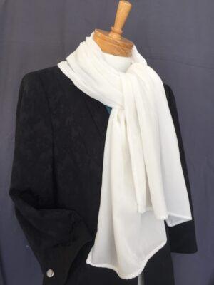 Silk Viscose Velvet scarf