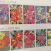 Silk Painting cards